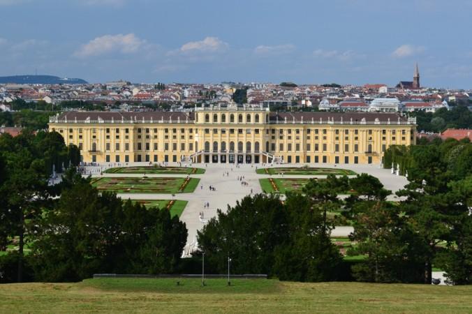 Chateau Schönbrunn Vienne, Wien