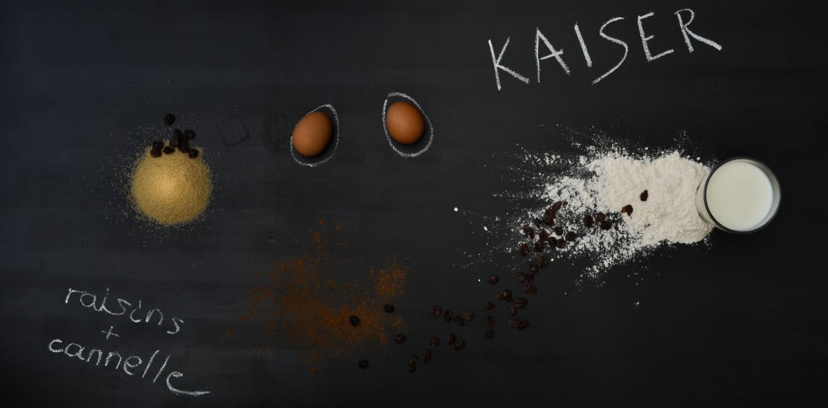 ingredient kaiserschmarrn
