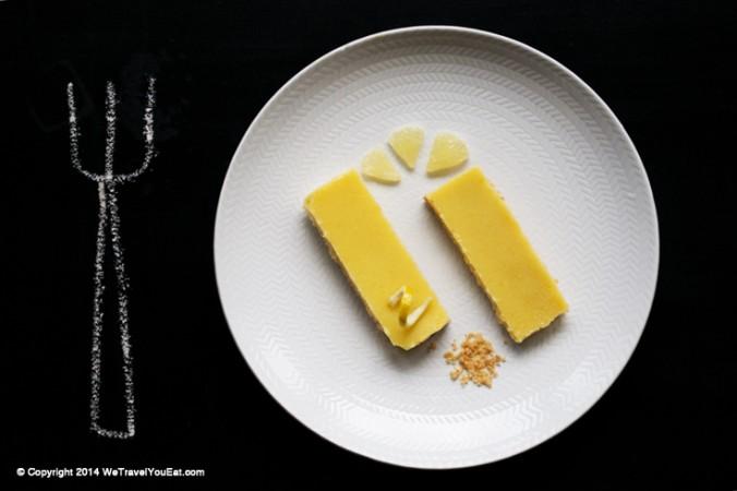 tarte au citron maison, traite citron jaune facile, rapide