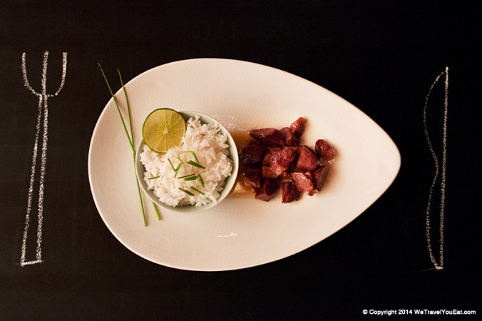porc au caramel, recette, vietnam, vietnamien, cuisine, sucré salé, facil, rapide, peu d'ingrédients, cuisine minimaliste, asie, thit kho