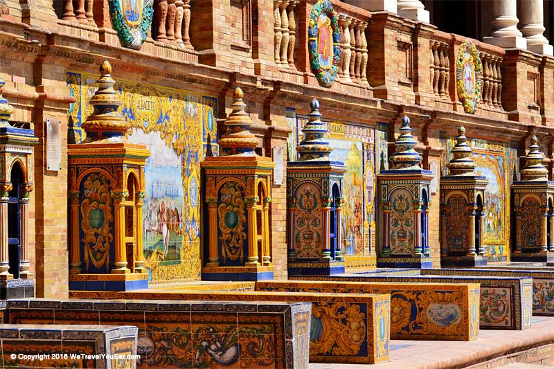 Alcôves Plaza de España