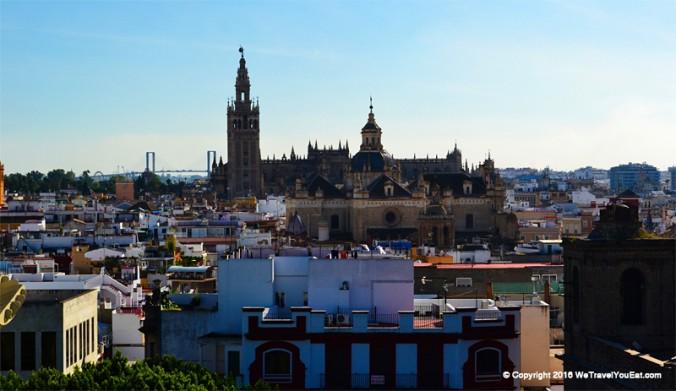 vieux centre Sevilla