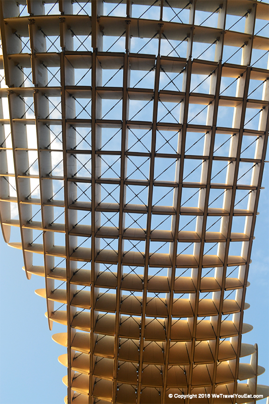 structure metropol parasol 2